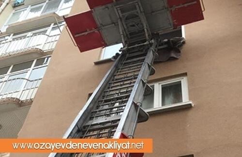 Beşiktaş Asansörlü Nakliyat