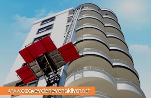 İçerenköy Asansörlü Nakliyat Fiyatları